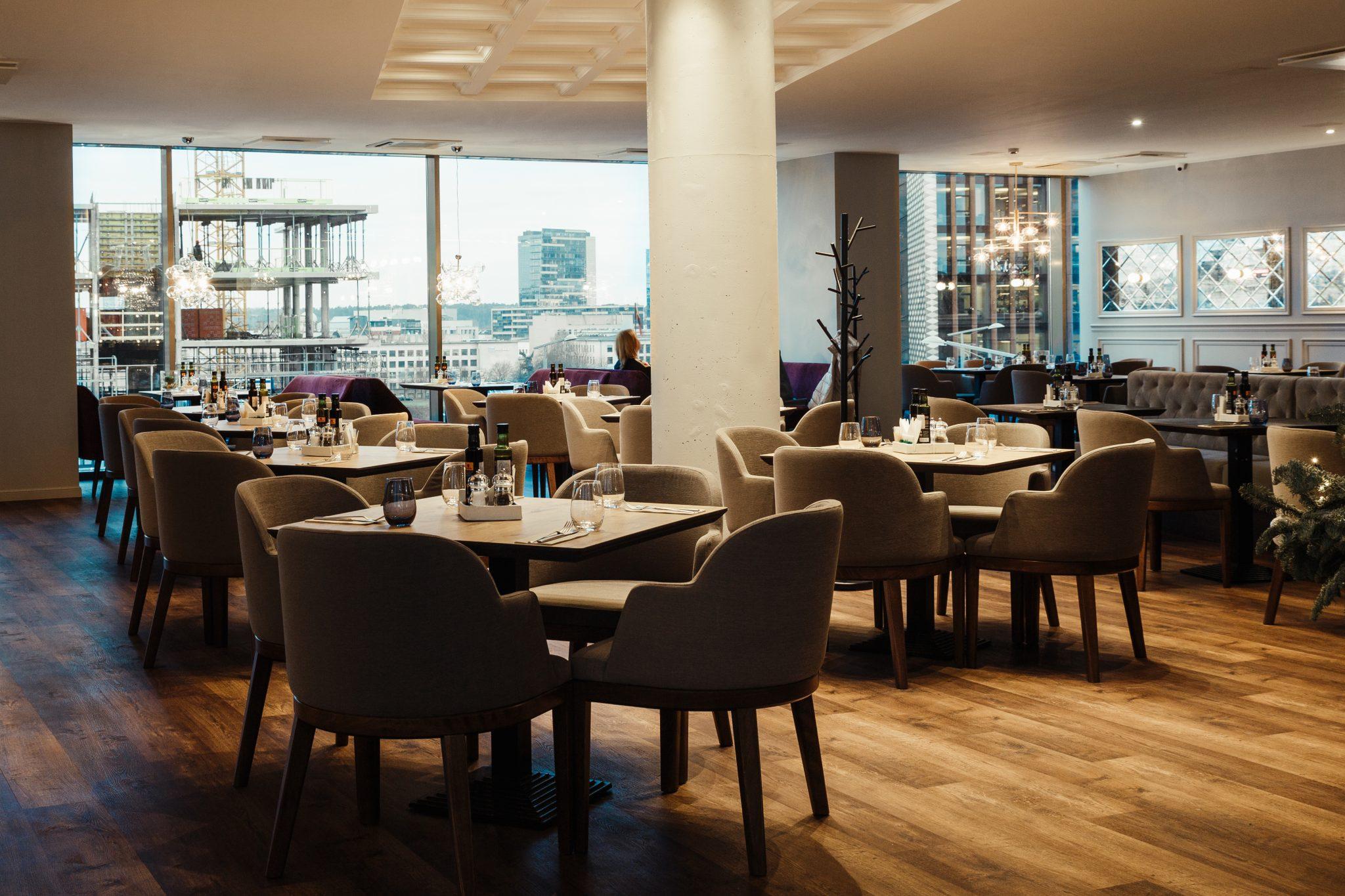 Restoranai Fortas Klasikiniai Pasaulio Patiekalai